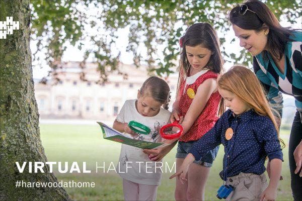 A Virtual Half Term at Harewood
