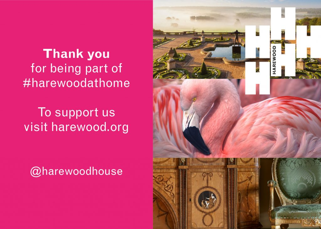 Harewood_House Thanks