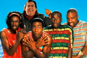 The Luna Drive-In Cinema – Cool Runnings