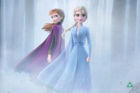 The Luna Drive-In Cinema – Frozen 2