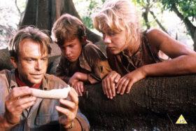 The Luna Drive-In Cinema – Jurassic Park