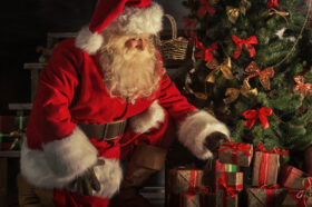 Twilight Father Christmas Family Experience