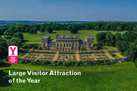 Harewood named Large Visitor Attraction of the Year