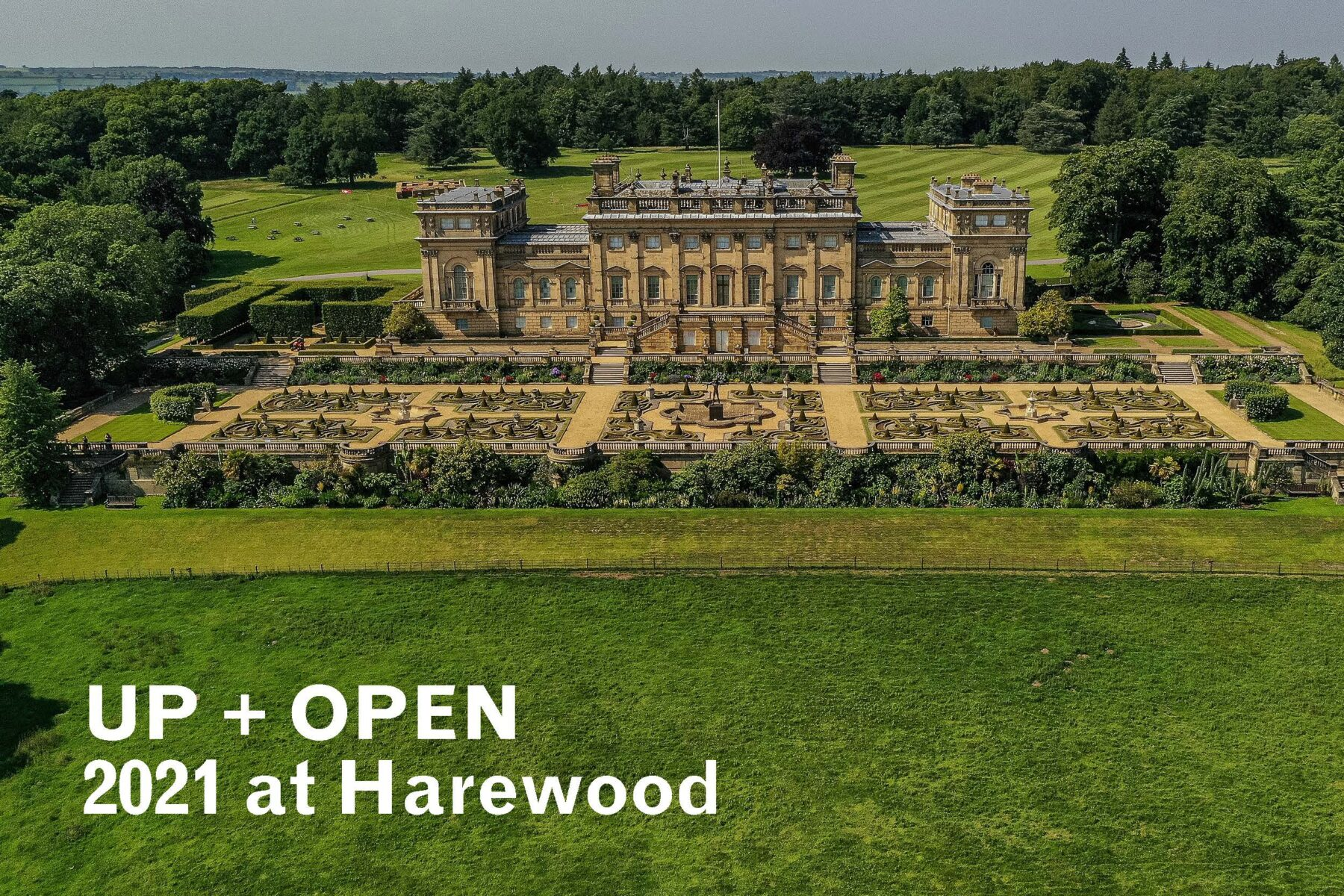 UP+OPEN – 2021 at Harewood