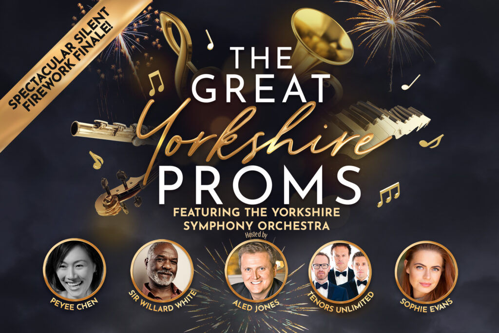 The Great Yorkshire Proms at Harewood Leeds