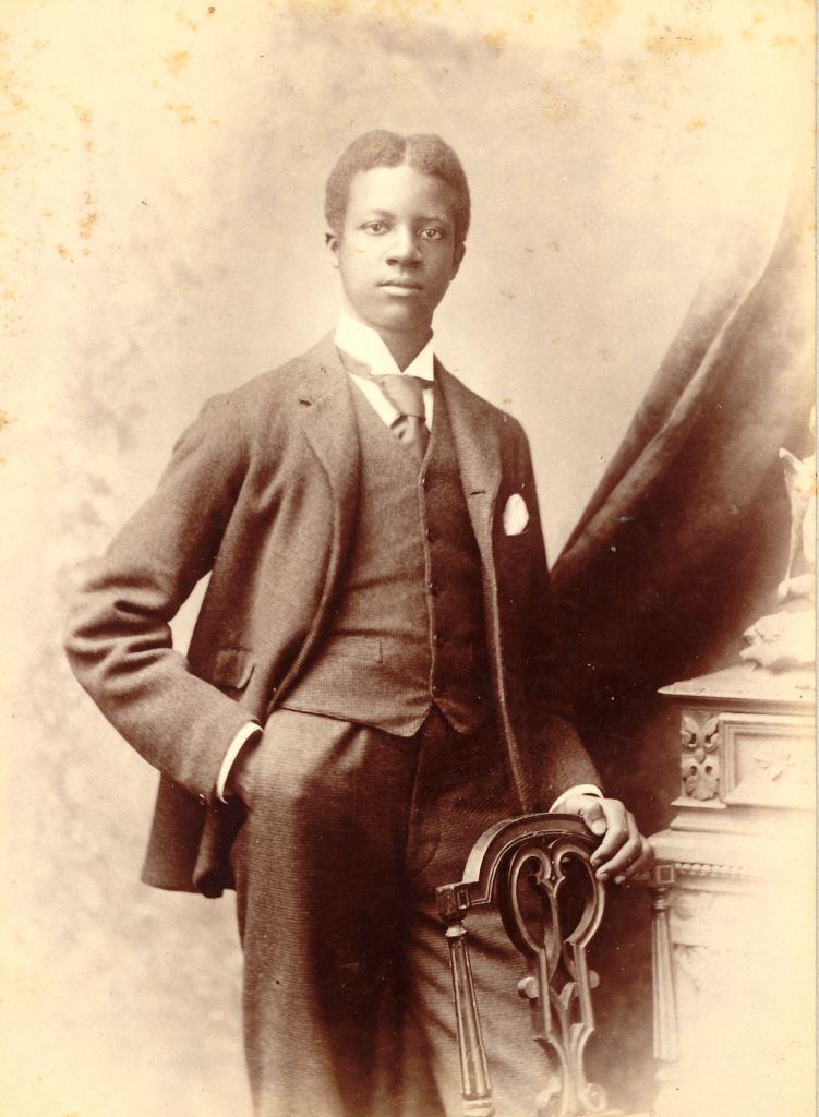 Photograph of George Bertie Robinson