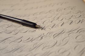 Calligraphy Workshop (2 Oct)