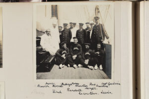 Photograph of the Crew of the Dolores